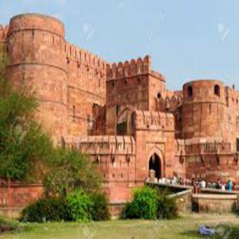 Agra-Fort-in-Agra