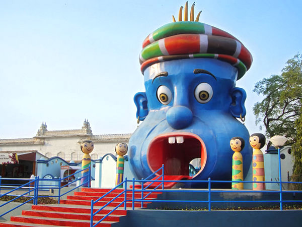 Colour Blast Ramoji Film City Hyderabad