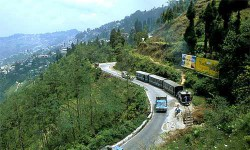 Toy Train Darjeeling North East